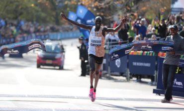 Geoffrey Kamworor en Joyciline Jepkosgei winnen New York Marathon 2019