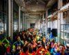 Lopen, wandelen, boulderen en dansen tijdens avondeditie Urban Trail Maastricht