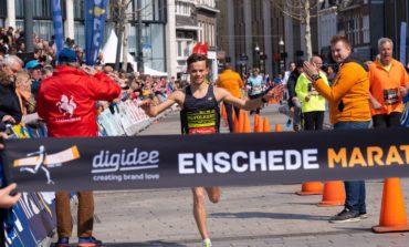 Geart Jorritsma en Fabian ten Kate kiezen weer voor Enschede Marathon