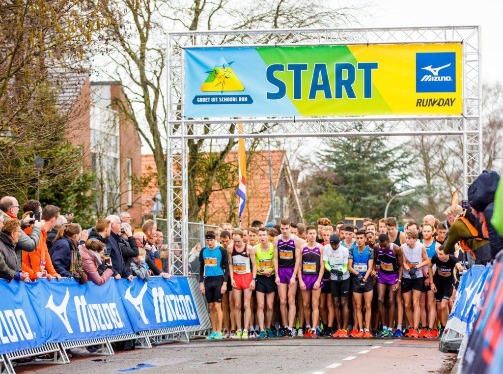 Groet uit Schoorl Run start 2019