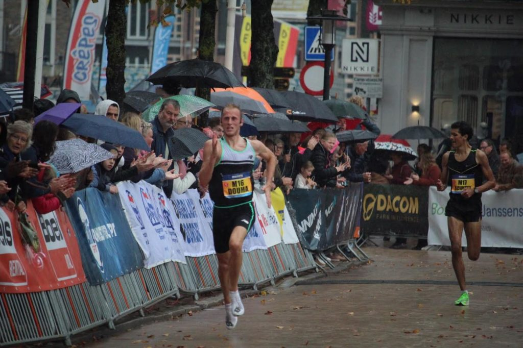 Richard Douma naar Parelloop