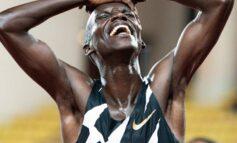 Joshua Cheptegei loopt nieuw wereldrecord op de 5.000 meter