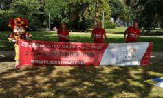 Symbolische start Tilburg Ten Miles Challenge