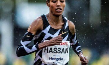 Sifan Hassan verbreekt Europees Record op de 10.000 meter tijdens de FBK nazomerwedstrijd 2020