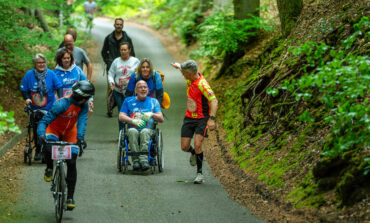 Wereldwijde 'charity run: Wings for Life World Run' is in 2021 op de App gericht
