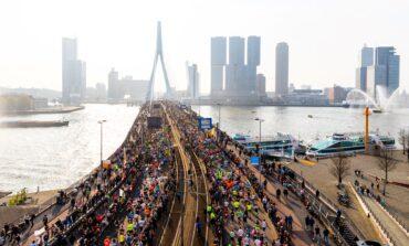 Nieuwe datum voor jubileum Marathon Rotterdam: 40ste editie op 24 oktober 2021