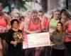 € 13.200,- opgehaald voor Pink Ribbon tijdens virtuele editie Ladiesrun Groningen