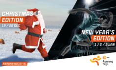 Christmas Edition van NN Running Day brengt Nederland aankomend weekend verantwoord in beweging