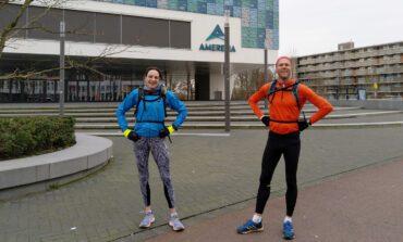 'Around Amersfoort' met 130 deelnemers halve en hele marathon