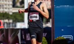 Richard Douma loopt Nederlands Record 5 kilometer