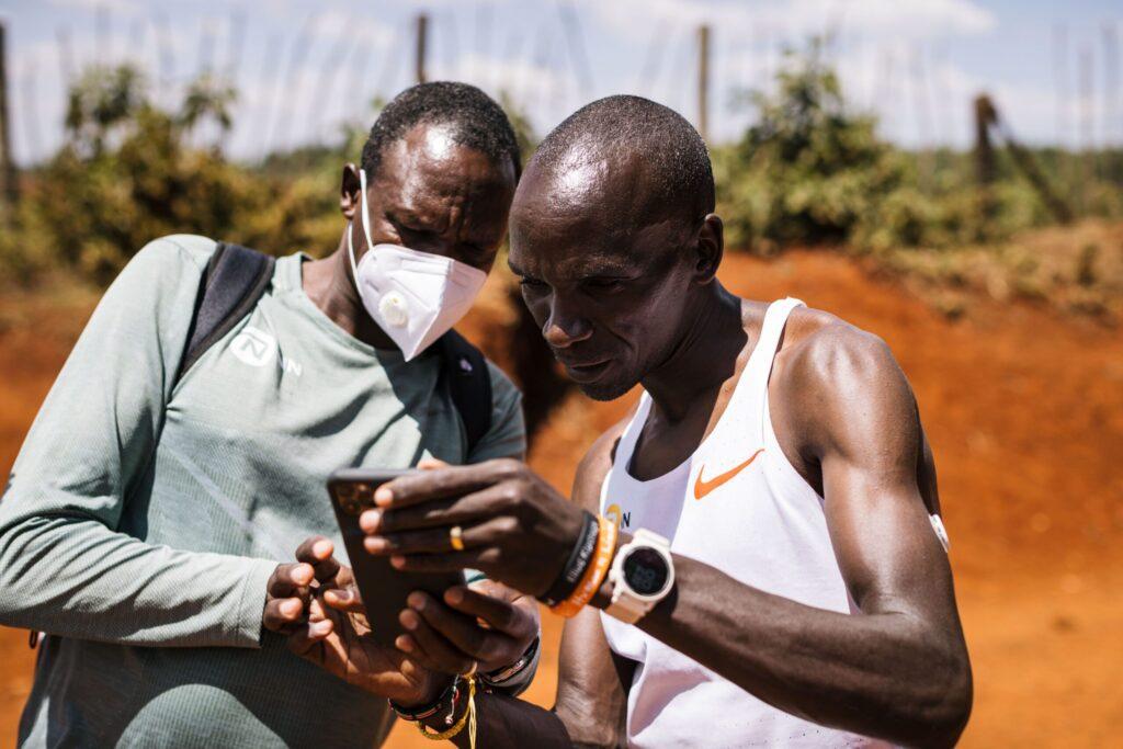 Abbott gaat samenwerken met Eliud Kipchoge, het NN Running Team en NN Mission Marathon