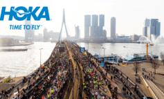 HOKA ONE ONE® kondigt nieuw partnership aan met Marathon Rotterdam