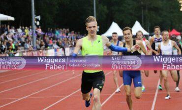 Inschrijving Next Generation Athletics geopend