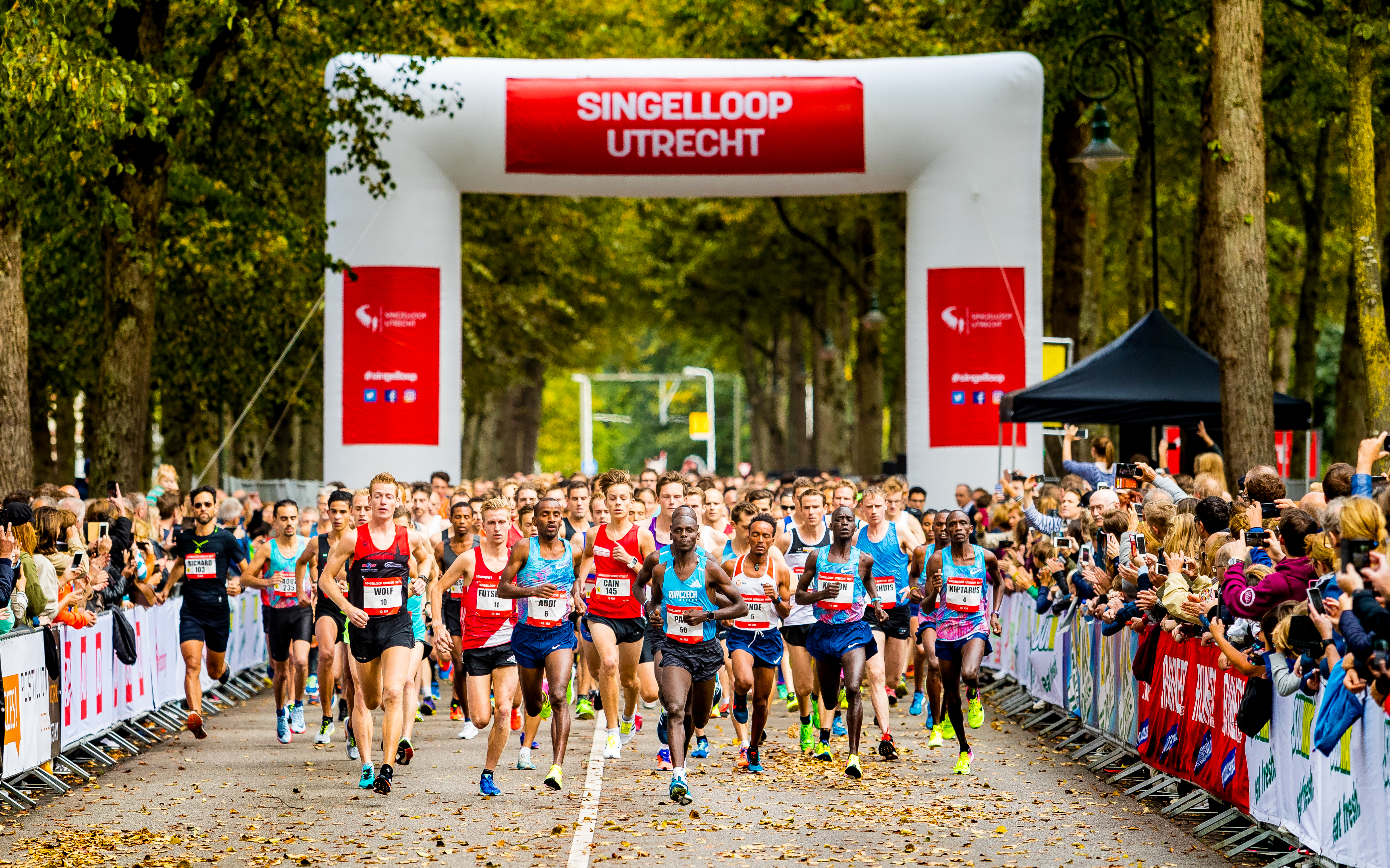 Inschrijving geopend voor jubileumeditie Singelloop Utrecht