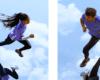 Zwevend hardlopen met Wave Sky 5 van Mizuno