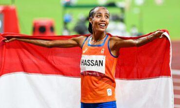 Sifan Hassan wint 5000 meter en stelt eerste olympisch goud veilig