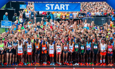 Afrikaanse topatleten mikken op parcoursrecord Amsterdam Marathon