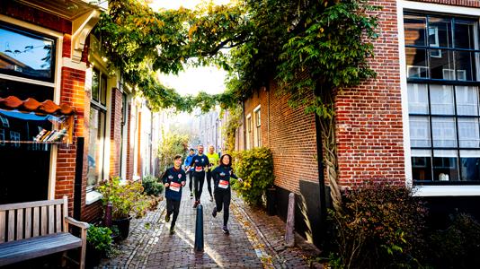 Urban Trail Haarlem