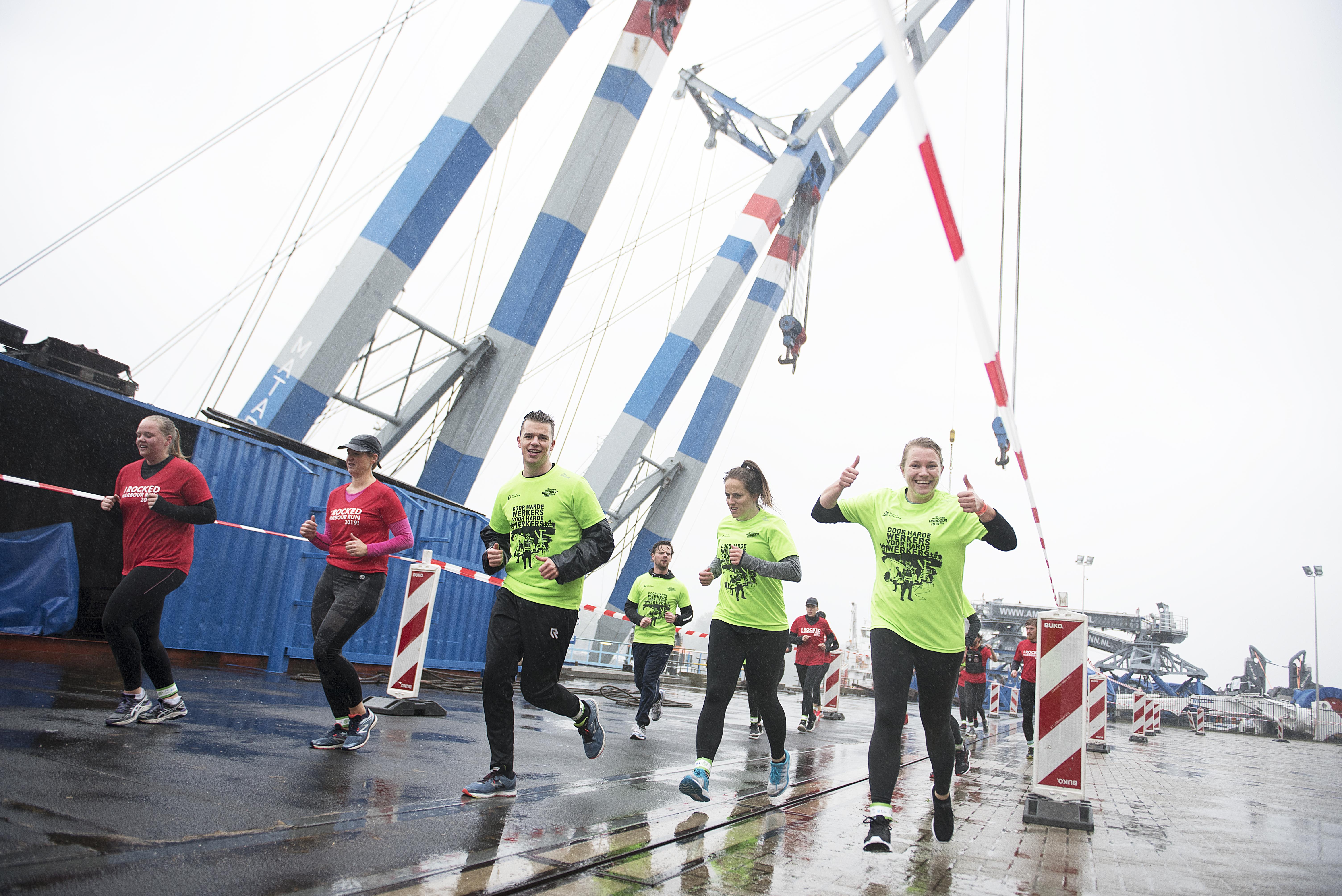 De Harbour Run is weer terug