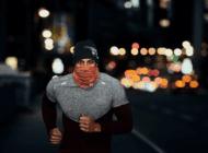 Sport veilig in het donker met 360° reflectie