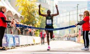 Silas Too en Bregje Smits winnen 37e editie Marathon Eindhoven