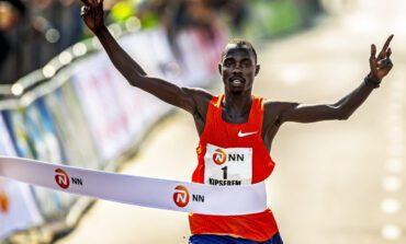 Marius Kipserem wil opnieuw de zege, een pr en parcoursrecord bij 40ste Marathon Rotterdam