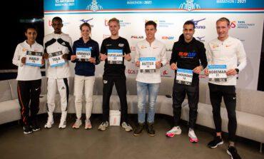 Topatleten Amsterdam Marathon azen op parcoursrecord en Nederlandse titels